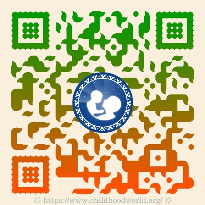 QR-code of the Project «Happiness in Freedom»